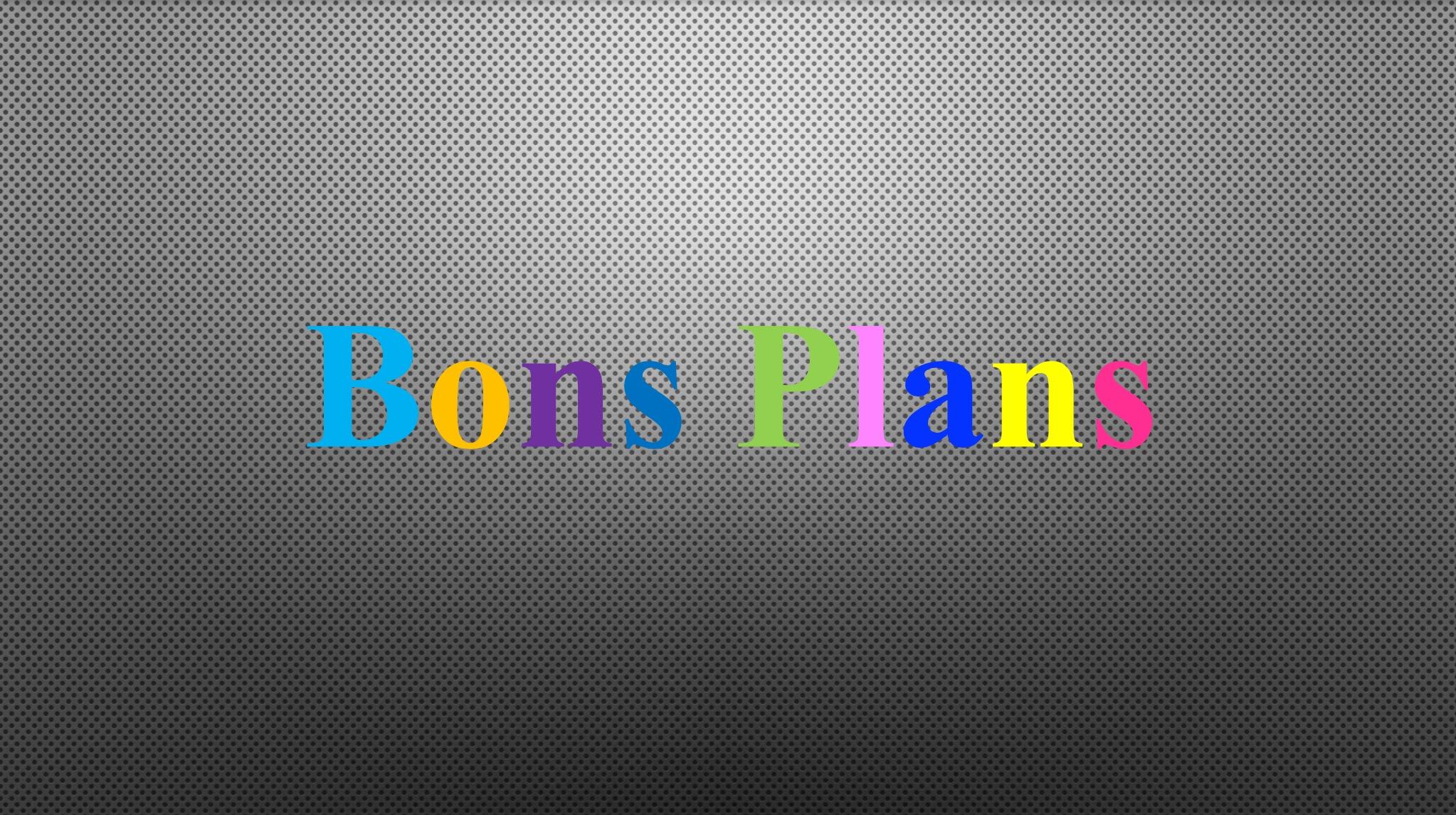 14 janv les bons plans web du moment for Les bons plans du web