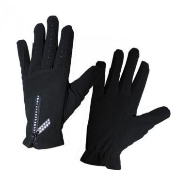 gants strass